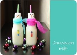 snowman milk dubien