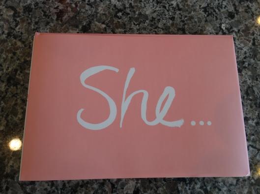 She…written by Kobi Yamada